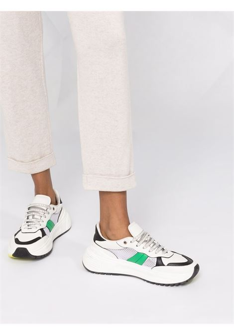 Pantalone bianco BRUNELLO CUCINELLI | PANTALONI | M16127899C9276