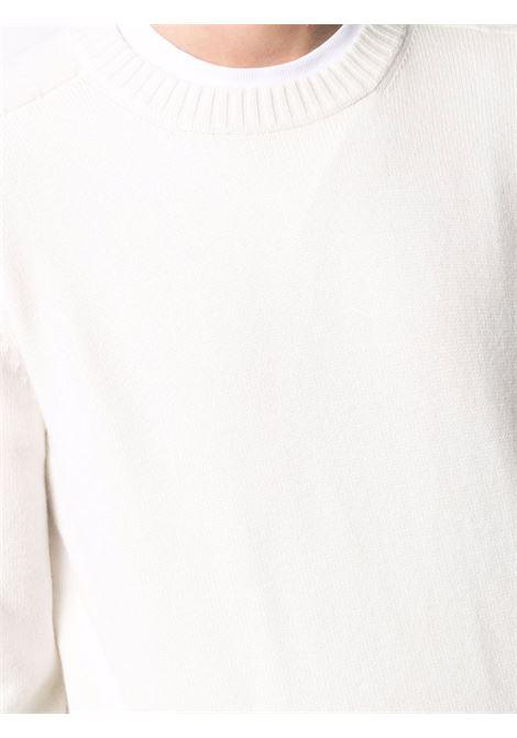 Maglione bianco BRUNELLO CUCINELLI | MAGLIONE | M2279400CO312