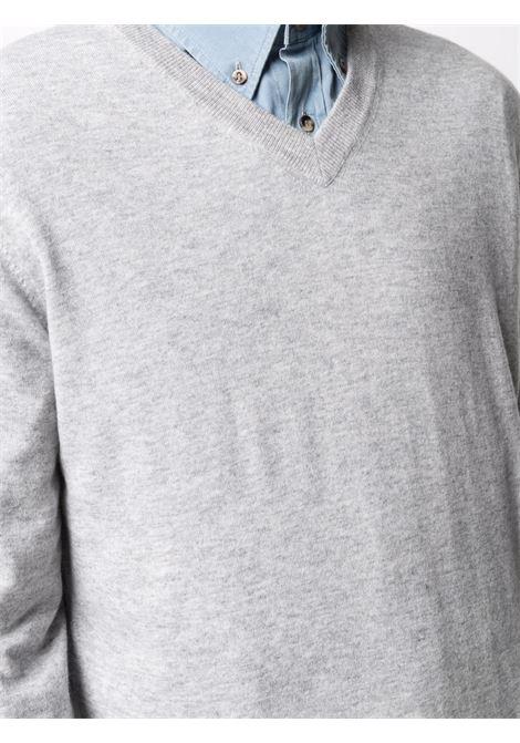 Maglione grigio BRUNELLO CUCINELLI | MAGLIONE | M2Q00162CK773