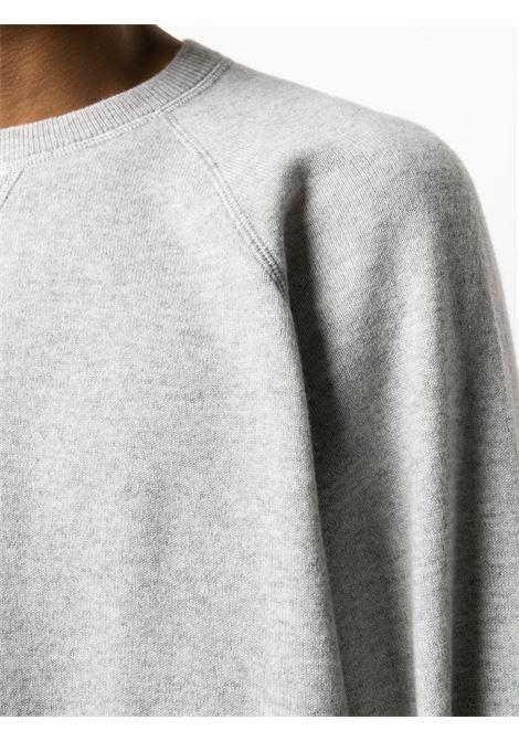 Maglione grigio BRUNELLO CUCINELLI | MAGLIONE | M3609218CK773