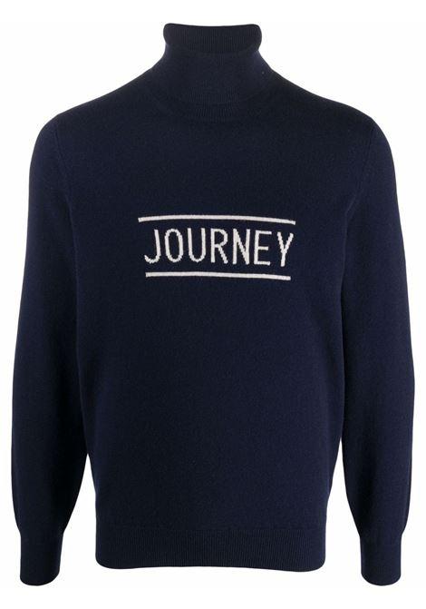 Blu jumper BRUNELLO CUCINELLI | M3618703CW118