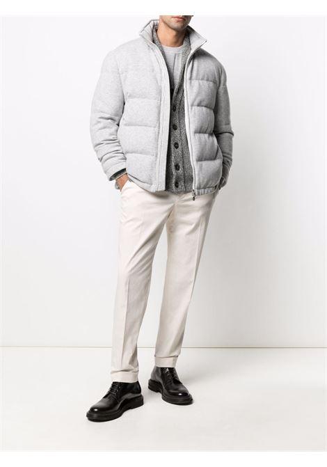 Cardigan grigio BRUNELLO CUCINELLI | CARDIGAN | M3674176CU062