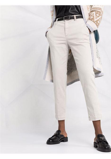 Pantalone grigio BRUNELLO CUCINELLI | MA080P5398C7960