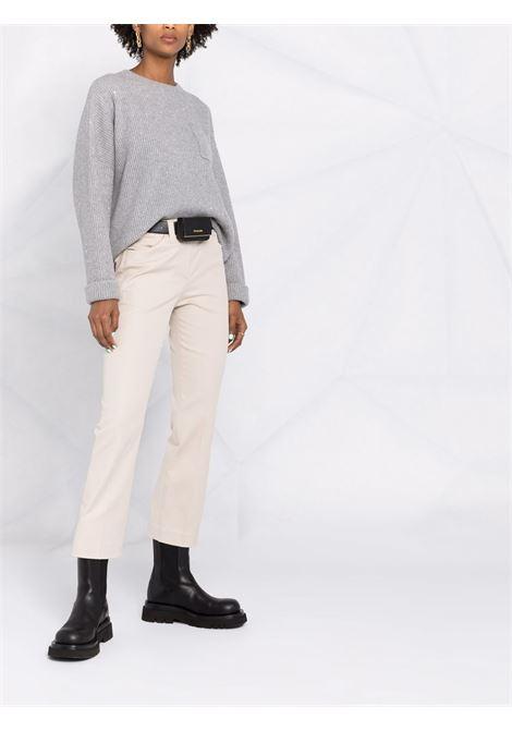 Pantalone beige BRUNELLO CUCINELLI | PANTALONI | MA126P7777C2430