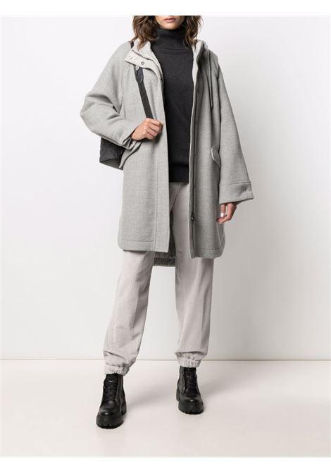 Pantalone grigio BRUNELLO CUCINELLI | PANTALONI | MA180P7728C7960