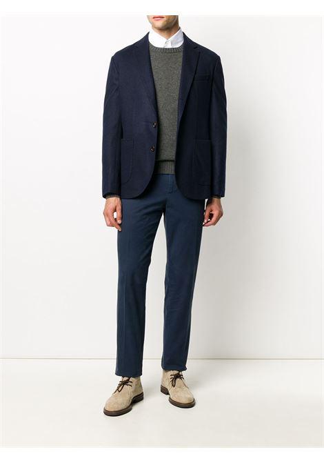Blue blazer BRUNELLO CUCINELLI | ML8968J01C201