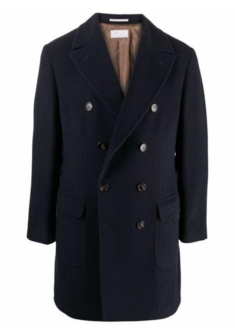 Blue coat BRUNELLO CUCINELLI | MT4979003C210