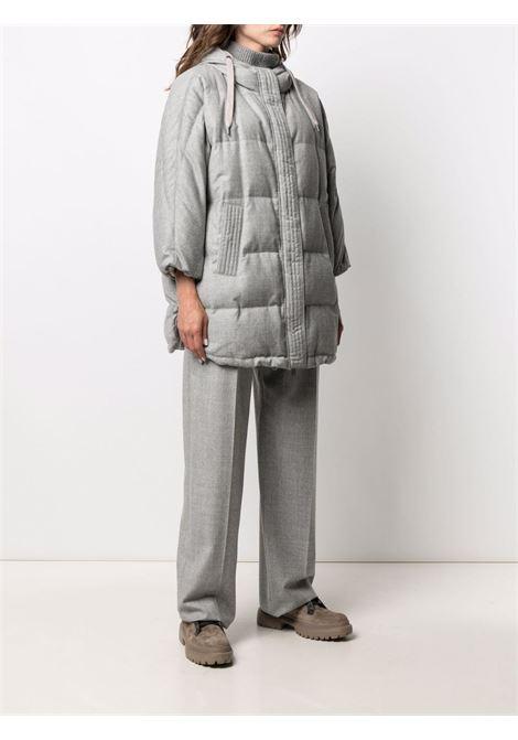 Piumino grigio BRUNELLO CUCINELLI | PIUMINI | MT5972770C002