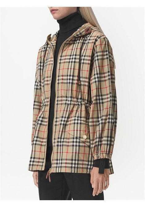Giacca beige BURBERRY | GIACCHE | 8042902A7028