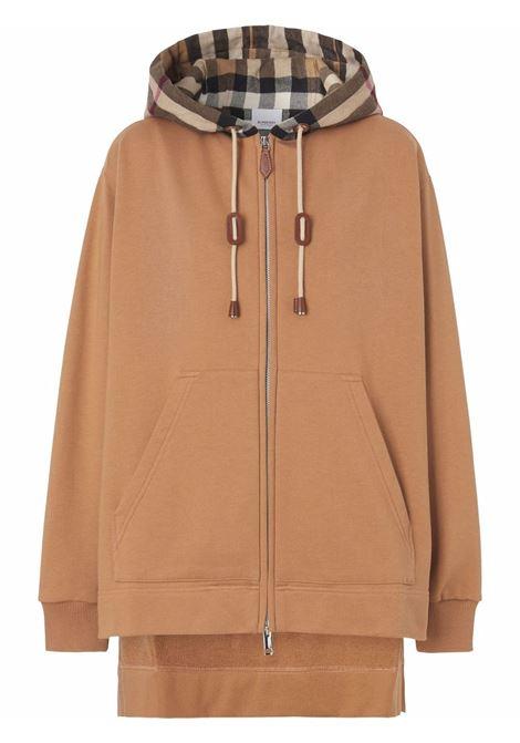 Brown sweatshirt BURBERRY | 8043180A1420