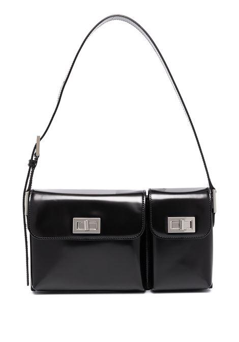 Shoulder bag BY FAR | 20SSBLYSBLWMEDBL