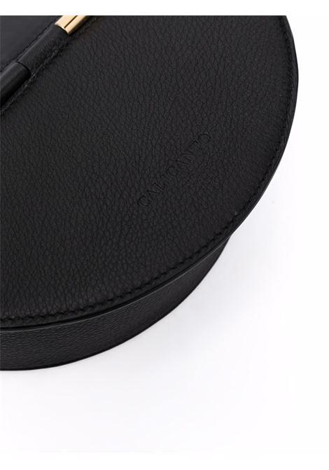 Shoulder bag CALICANTO | CL213GRAINEDLEATHERBLA