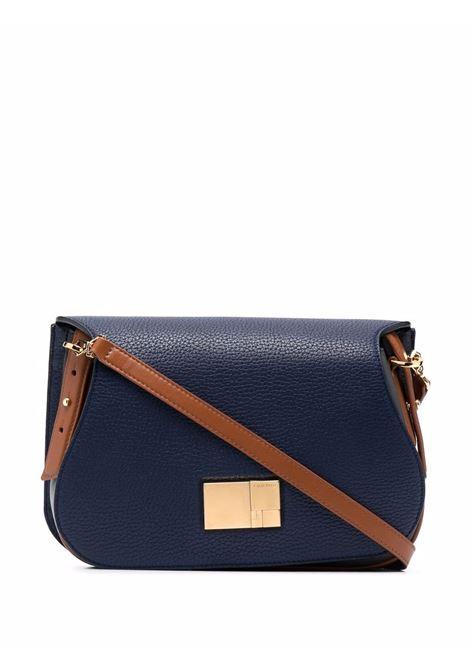 Shoulder bag CALICANTO | CL6008GRAINEDLEATHERMIXB