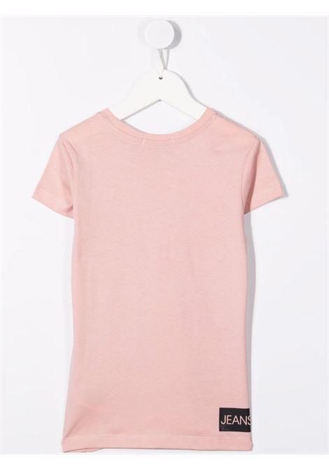 T-shirt rosa CALVIN KLEIN KIDS   CKIG0IG00380TQQ