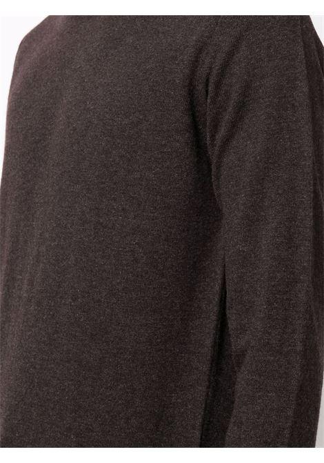Brown jumper CENERE MAGLIE | JERSEYS | FU02100TU714958