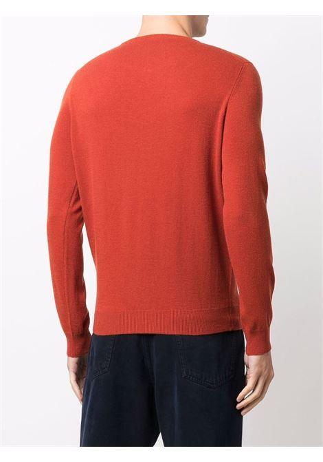 Orange jumper CENERE MAGLIE | JERSEYS | FU02100TU780497