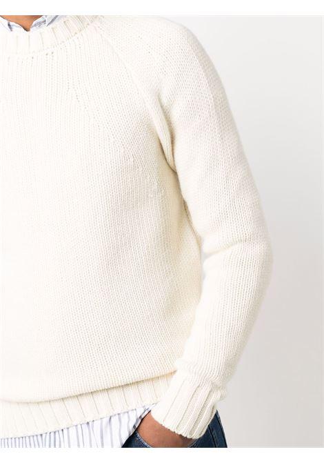 White jumper CENERE MAGLIE | FU02300714501