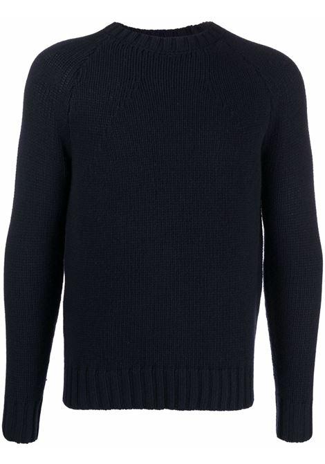 Blue jumper CENERE MAGLIE | FU02300718942