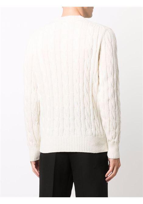 White jumper CENERE MAGLIE | JERSEYS | FU25730101
