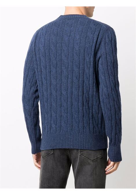 Blue jumper CENERE MAGLIE | FU25730202