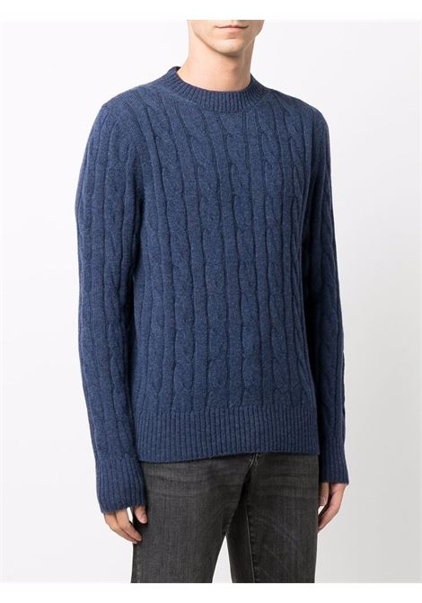Blue jumper CENERE MAGLIE | JERSEYS | FU25730202