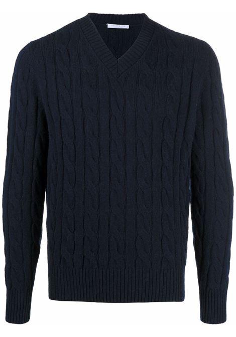 Blue jumper CENERE MAGLIE | FU25731192