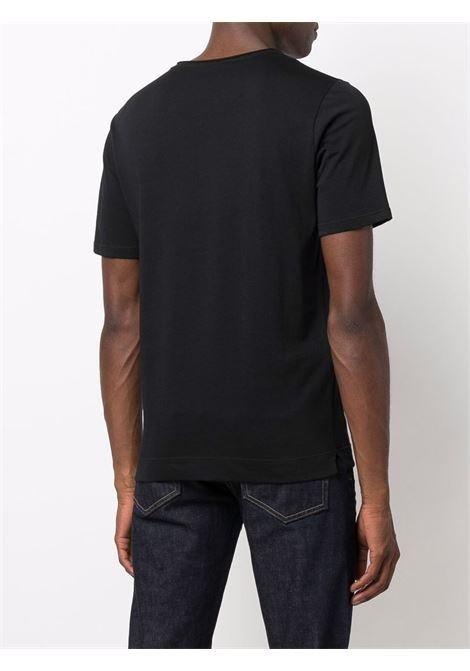 Black t-shirt CENERE MAGLIERIA | 321J2201000016