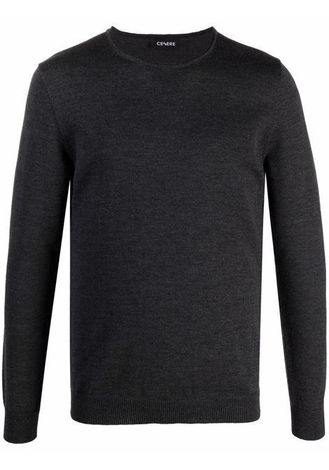 Grey jumper CENERE MAGLIERIA | 321M2101000003