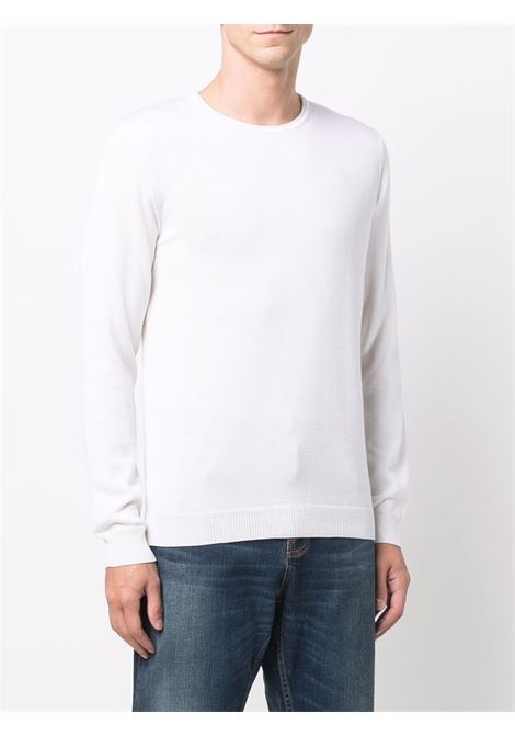White sweatshirt CENERE MAGLIERIA | 321M2101000021