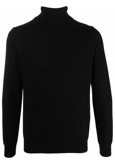 Maglione nero CENERE MAGLIERIA | 321S0004000016