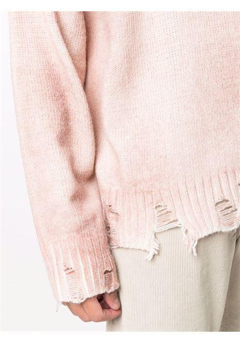 Pink jumper CENERE MAGLIERIA | 621G0001000073