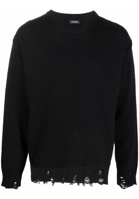 Black jumper CENERE MAGLIERIA | 621G5001000016