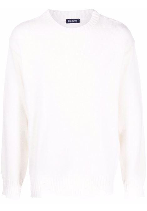 White jumper CENERE MAGLIERIA | 621G5001000021