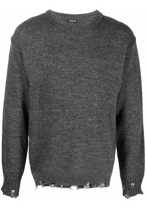 Grey jumper CENERE MAGLIERIA | 621G5001000072