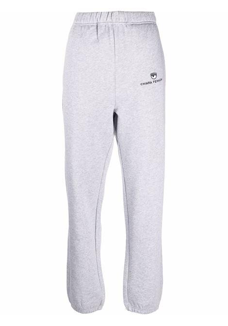 Pantalone grigio CHIARA FERRAGNI   71CBAT09CFC0T160802