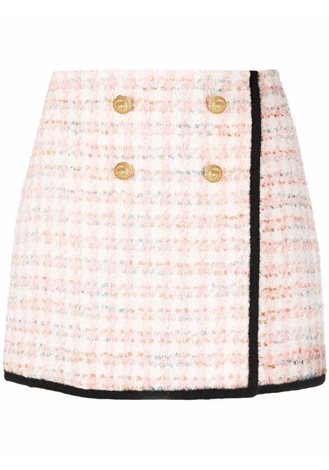 Check skirt CHIARA FERRAGNI | 71CBE820N0038820439