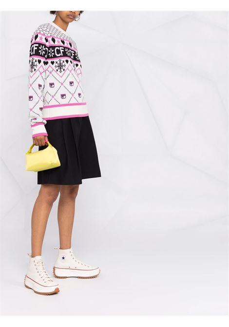 Multicolour jumper CHIARA FERRAGNI | 71CBFM25CMN0271M40008