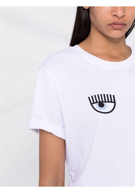 T-shirt bianca CHIARA FERRAGNI | 71CBHT01CJC0T610003