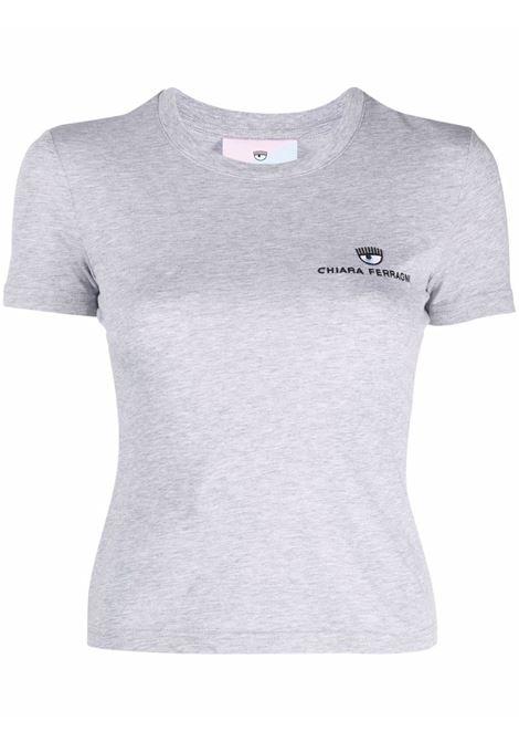T-shirt grigia CHIARA FERRAGNI | 71CBHT09CJC0T600810