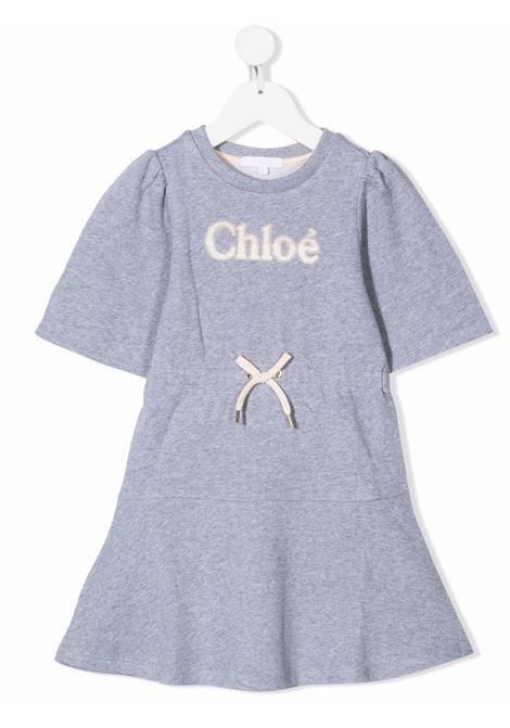 Abito grigio CHLOE KIDS | C12844A38