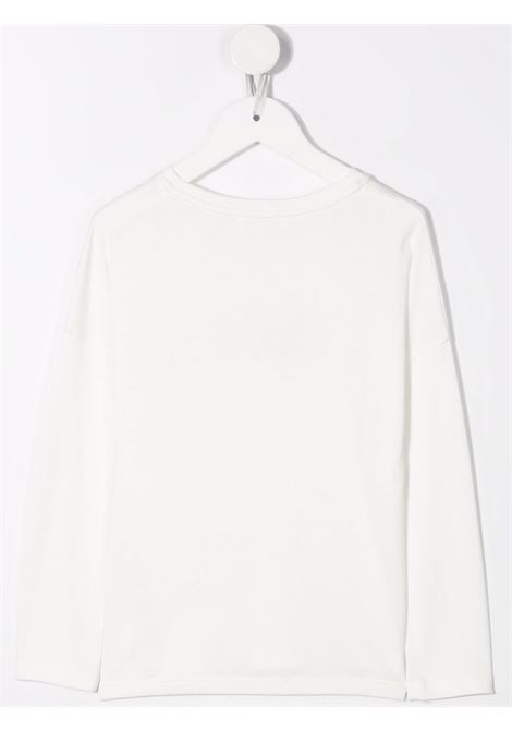 T-shirt bianca CHLOE KIDS | C15D21117