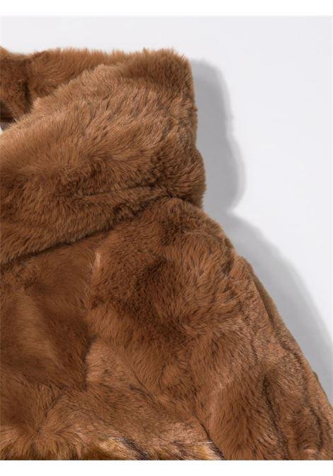 Cappotto marrone CHLOE KIDS | C16399300