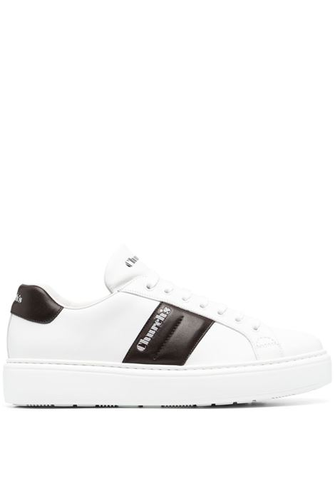 White/black sneakers CHURCH'S | EEG050FF000009AHLF0AEB