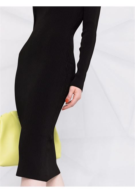 Black dress COPERNI | DRESS | COPP21ML16600BLACK
