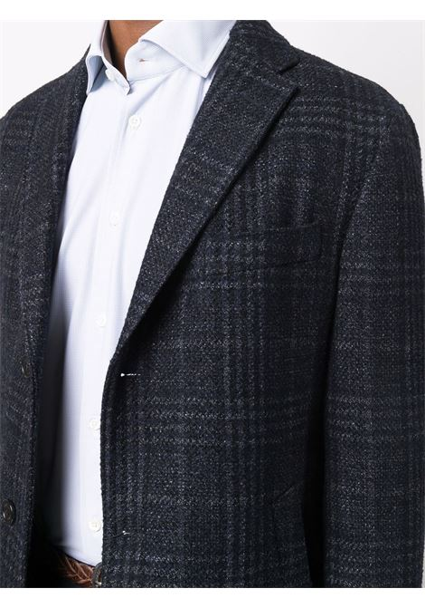 Cappotto blu CORNELIANI | 8815621812100001