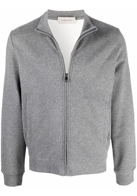 Grey cardigan CORNELIANI | 88G5671825020016