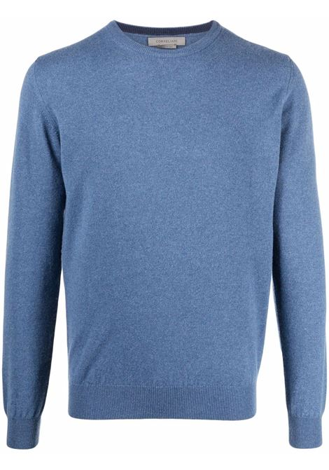 Maglione blu CORNELIANI | 88M5101825110009