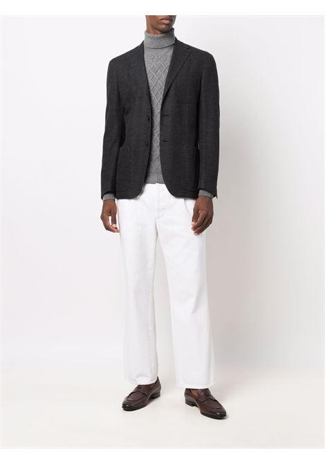 Grey jumper CORNELIANI | 88M5381825165018