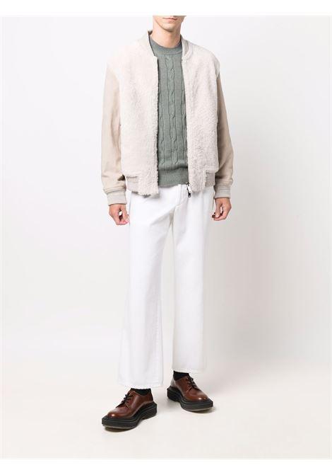 Green jumper CORNELIANI | 88M5461825104050