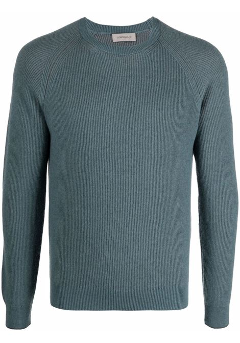 Blue jumper CORNELIANI | 88M5501825171009
